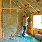 Снимка 9: Топлоизолация на рамковата къща (6)
