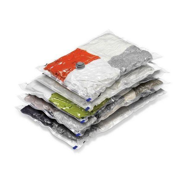 Вакуумни торби за съхранение на нещата и дрехите