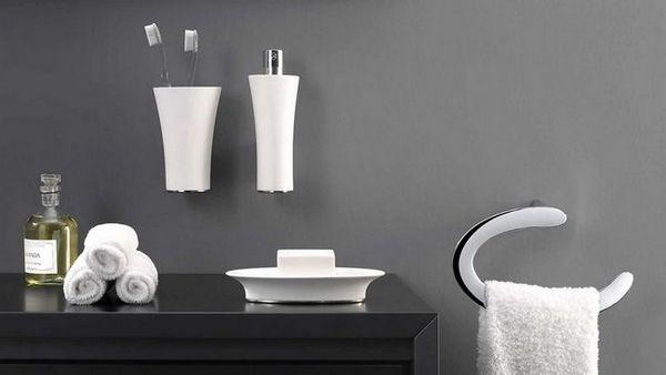 Опции за полезни аксесоари за баня