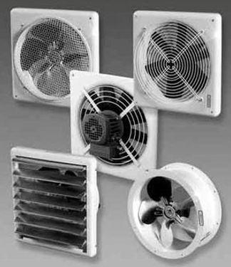 Електрически вентилатори