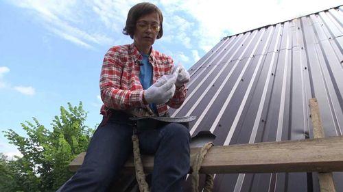 Монтиране на покрива на вентилатора
