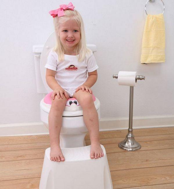 Тоалетна подложка за деца