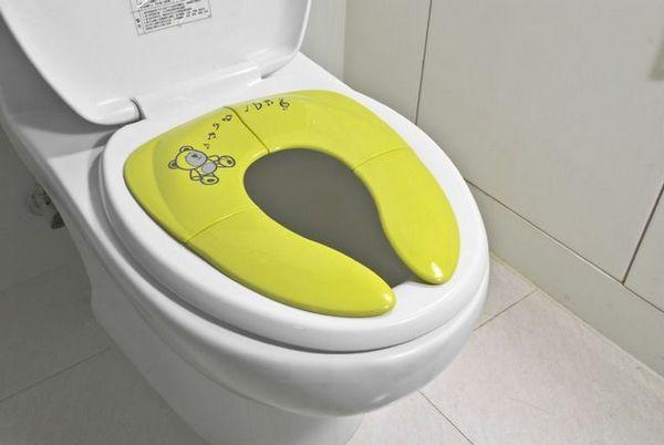 Бебешки облицовки за тоалетна