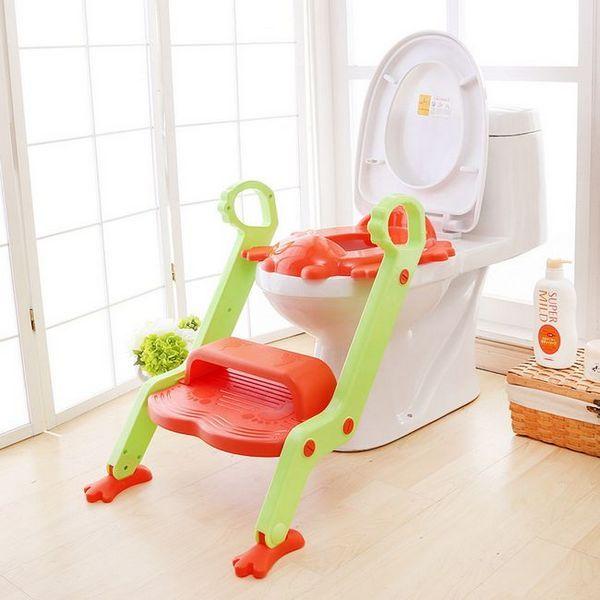 Обшивка за тоалетна чиния за деца със стъпка