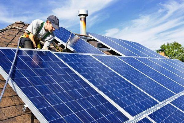 Инсталиране на слънчеви панели