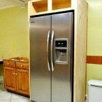 Снимка 12: Вградена кухня в хладилник