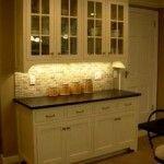 Снимка 6: Вградена кухня от дърво