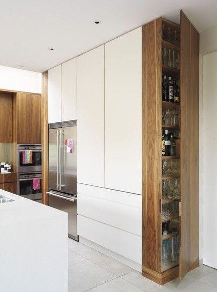 Модерна вградена кухня