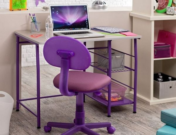 Избор на компютърен стол за дете от всякаква възраст