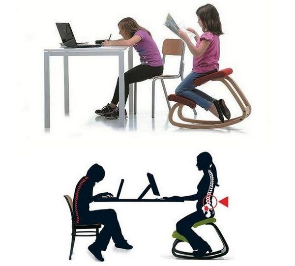 Компютърен стол