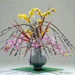 Снимка 48: Пролетта Икебана