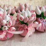 Снимка 40: Цветен букет от цветя