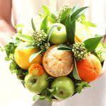 Снимка 43: Букет от плодове
