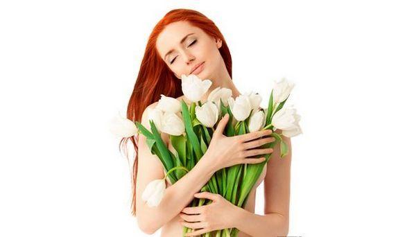 Любими цветя до 8 март