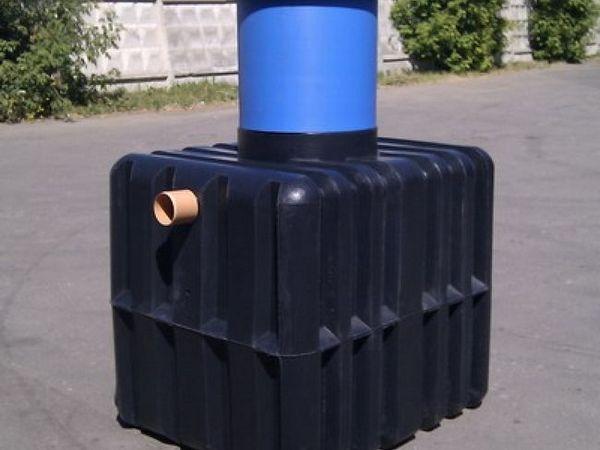 Пример за септична яма