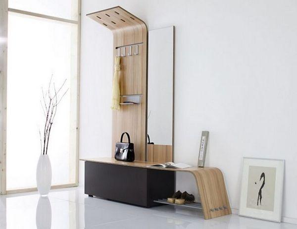 Избираме мебели за коридора в модерен стил