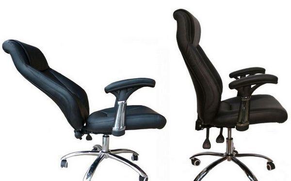 Избор на офисен стол на колела и комфортен гръб