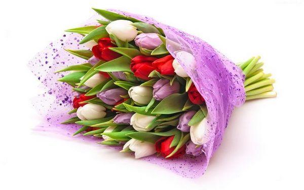 Изберете най-запомнящата се опаковка за цветя