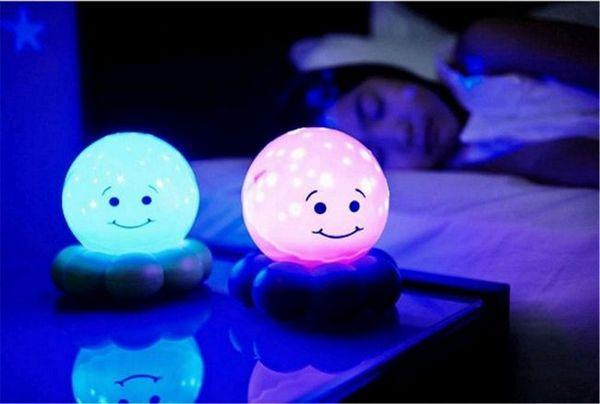 Детски нощни лампи