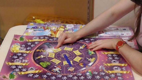 Настолни игри за момичета