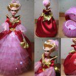 Снимка 36: Кукла като подарък за 8 март