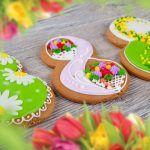 Снимка 59: Подаръчни бисквити на 8 март