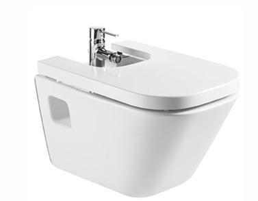 Дизайнът на тоалетна, допълнен с функция биде
