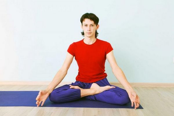 Йога на килима
