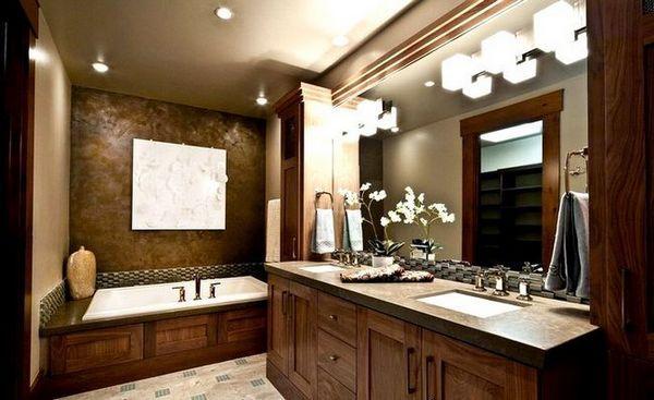 Подсветка в банята