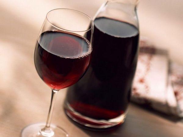 Вино от орлови нокти