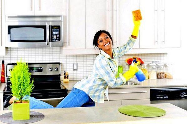Знаете ли как да почистите апартамента правилно?